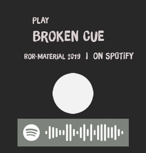 [Translate to Englisch:] Progressive Stonerrock - Broken Cue - MP3 auf SPOTIFY